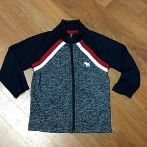Toddler boy Abercrombie jacket
